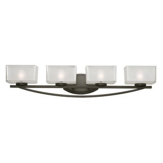 Cardine 4-light Bronze Vanity