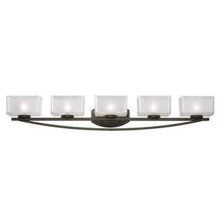 Cardine 5-light Bronze Vanity