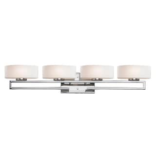 Cetynia 4-light Chrome Vanity