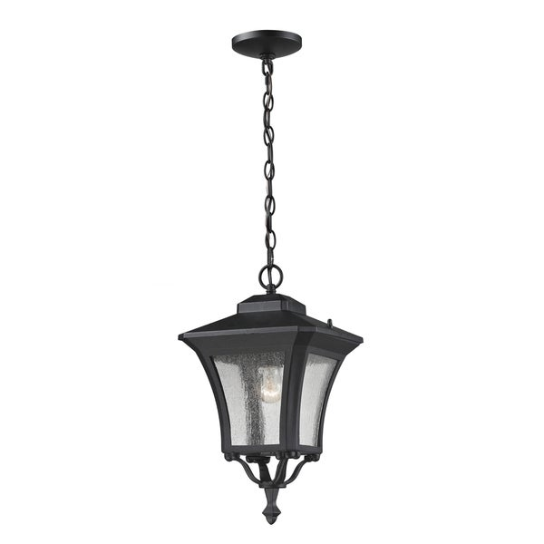 Waterdown 1 Light Black Candelabra
