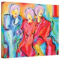 Susi Franco 'The Consensus' Gallery-Wrapped Canvas