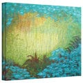 Herb Dickinson 'Morning Light II' Gallery-Wrapped Canvas