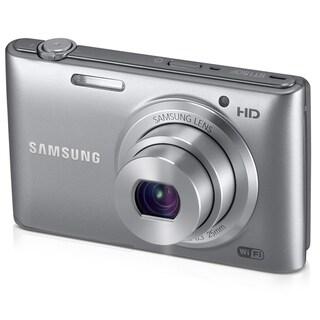 Samsung ST150F 16.2 Megapixel Compact Camera - Silver