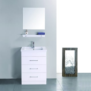 Milo 23-inch Single-sink Vanity Set