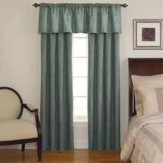 Sound Asleep Room-Darkening Blue River Curtain Collection