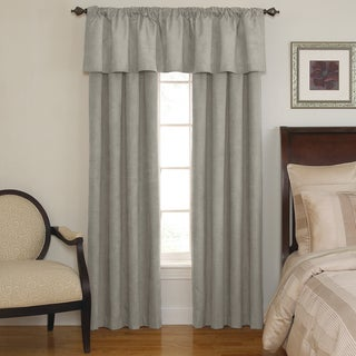 Sound Asleep Room-Darkening Grey Curtain Collection