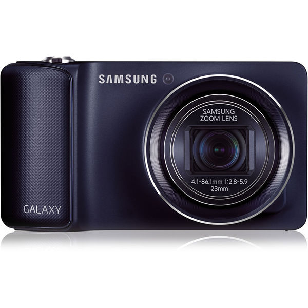 Samsung GC100 Galaxy 16.1MP Black Digital Camera Unlocked