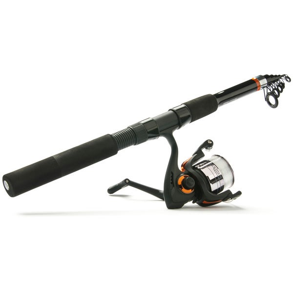 Ready 2 Fish Telescopic Spin Combo Kit