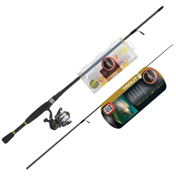 Ready 2 Fish Trout Spin Ultralight Combo