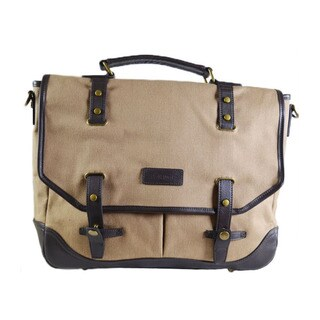 Rakuda Spirit Cross Body Canvas Messenger Bag