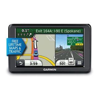 Garmin nuvi 2555LMT 5-inch GPS Navigation System with Lifetime Maps & Traffic