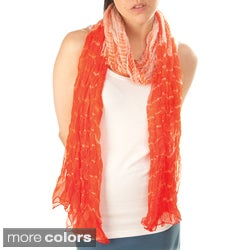 Sheer Rayon Mela Scarf (India)