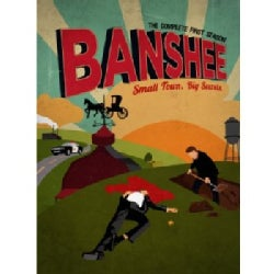Banshee - Season 1 (DVD)