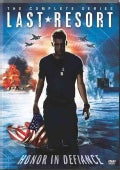 Last Resort: The Complete First Season (DVD)