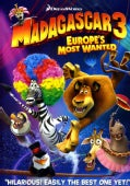 Madagascar 3: Europe's Most Wanted (Special Edition) (DVD)