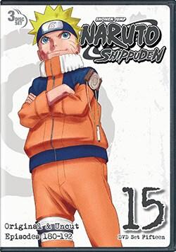 Naruto Shippuden: Set 15 (DVD)