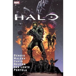 Halo: Oversized Collection (Hardcover)