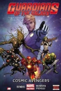 Guardians of the Galaxy 1: Cosmic Avengers (Marvel Now) (Hardcover)
