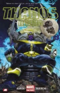 Thanos Rising (Marvel Now) (Paperback)