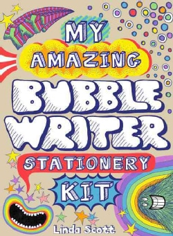 My Amazing Bubble Writer Stationery Kit (Cards)