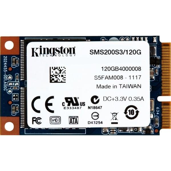 Kingston SSDNow mS200 120 GB Internal Solid State Drive