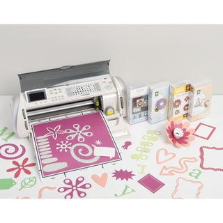 Cricut Expression Diecutting Machine with 4 Cartridges