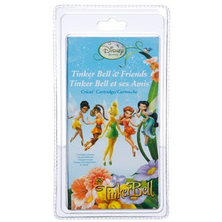 Cricut Disney Tinkerbell Cartridge