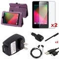 BasAcc Case/ Screen Protector/ Headset/ Stylus for Google Nexus 7
