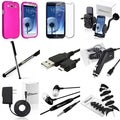 BasAcc Case/ Screen Protector/ Headset/ Mount for Samsung Galaxy S3