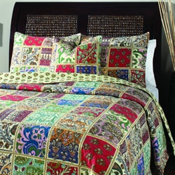 Pomona 3-piece Quilt Set