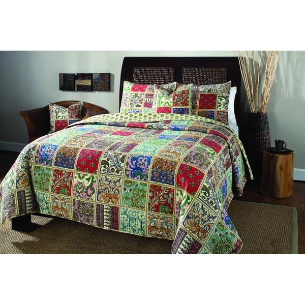 Pomona 3-piece Quilt Set