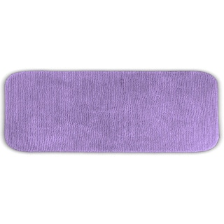 Cheltenham Purple Washable Bath Runner