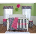 Trend Lab Lucy 5-piece Crib Bedding Set