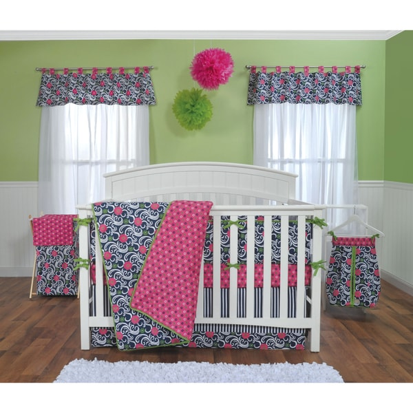 Trend Lab Lucy 5-piece Crib Bedding Set