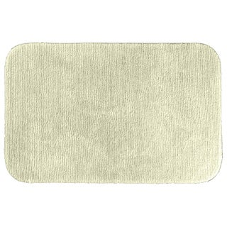 Cheltenham Ivory Washable Bath Rug