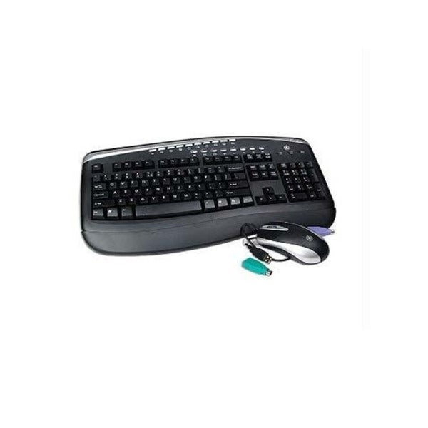 General Electric Multimedia Keyboard And Optical Mouse