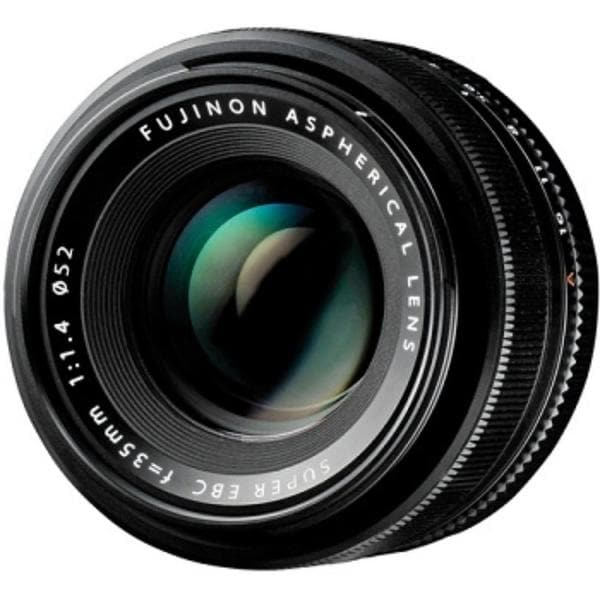 Fujifilm Fujinon 35 mm f/1.4 Fixed Focal Length Lens for X-mount