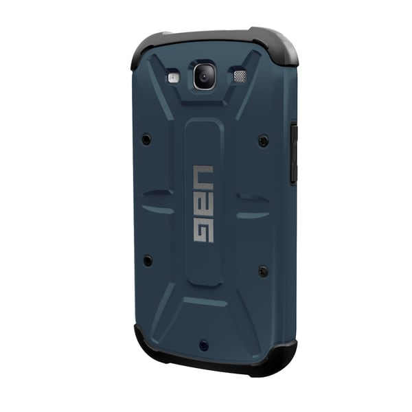 Urban Armor Gear Samsung Galaxy Slll Composite Case w/ Impact Resistant Bumpers & Screen Kit