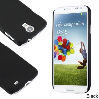 Gearonic Samsung Galaxy S4 0.8mm Ultra Thin Slim Rubberized PC Hard Cover