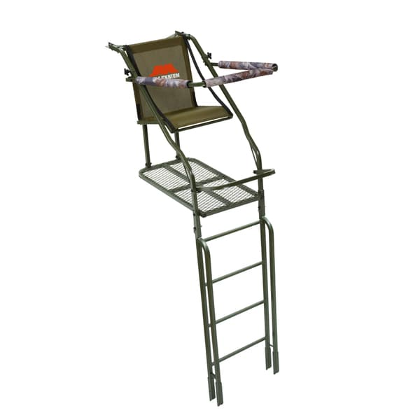 Millennium 21-foot Single Ladderstand