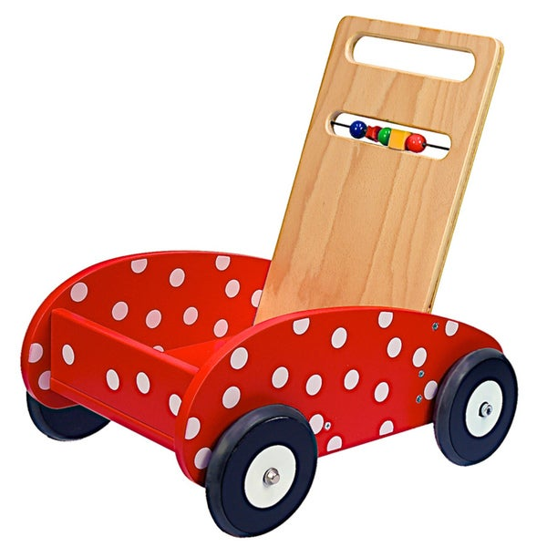 Dushi Wooden Push Car