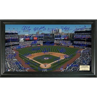 Highland Mint MLB New York Yankees Signature Field Frame