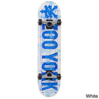 Zoo York Heritage Skateboard