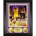 Highland Mint Kobe Bryant Gold Coin Photo Mint