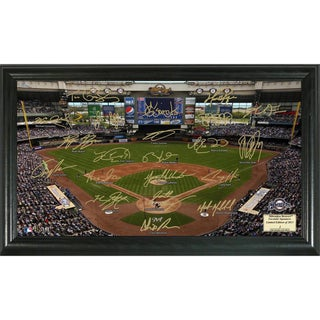 Milwaukee Brewers Signature Field Portrait