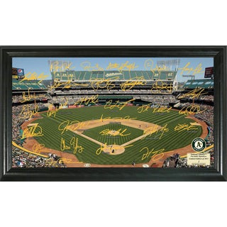 Oakland A's Signature Field Portrait