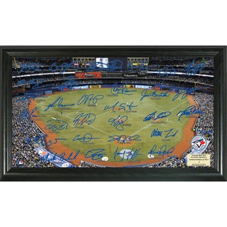 Toronto Blue Jays Signature Field Portrait