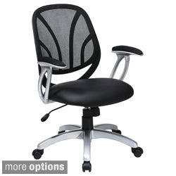 Office Star Products Work Smart Manager's Chair