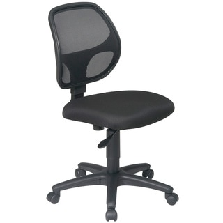 Office Star Products Work Smart Armless Task Chair