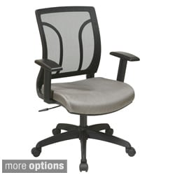 Office Star Products Work Smart Gray Task Chair